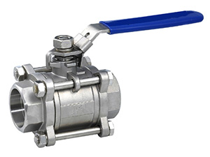 Q11F three type ball valve