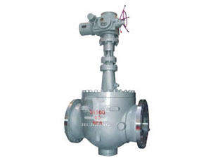 GQ47H orbit type steel ball valve