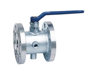 BQ41F insulation jacket type ball valve