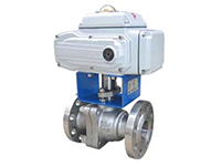 ZQO type electric cut off valve